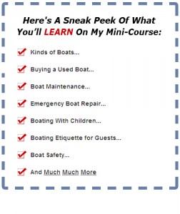 Email mini-courses