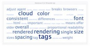 SEO Tips: Tag Clouds